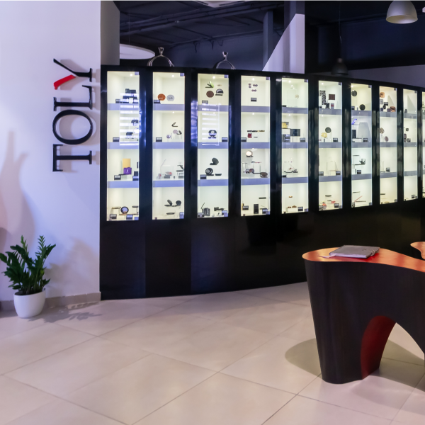 Toly officially opens its brand new corporate offices and innovation centre