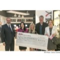 Toly donates €10,000 to support breast cancer awareness