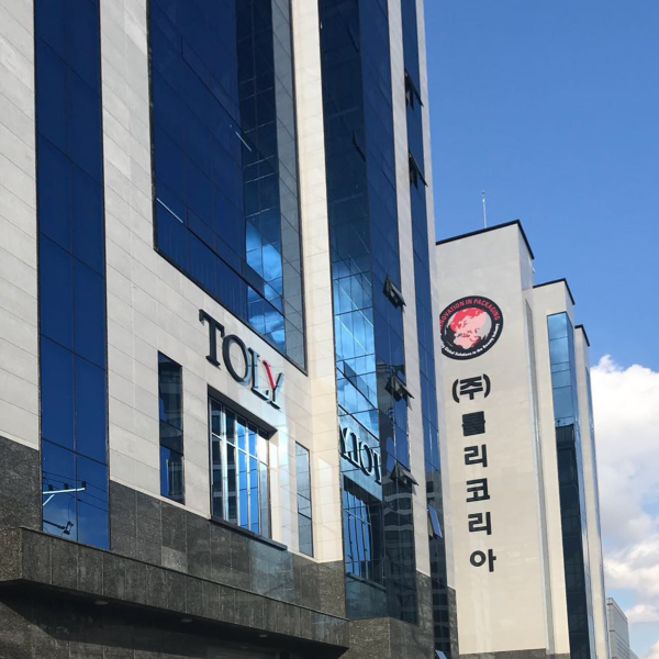 New factory in South Korea