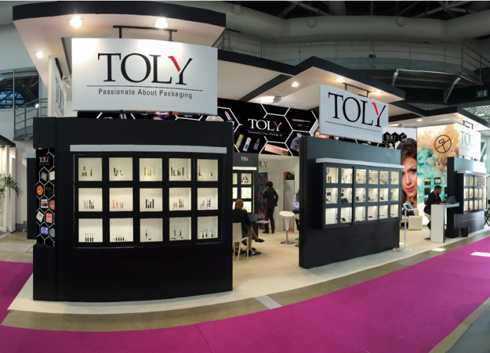 Toly Exhibiting at Luxepack Monaco 2018