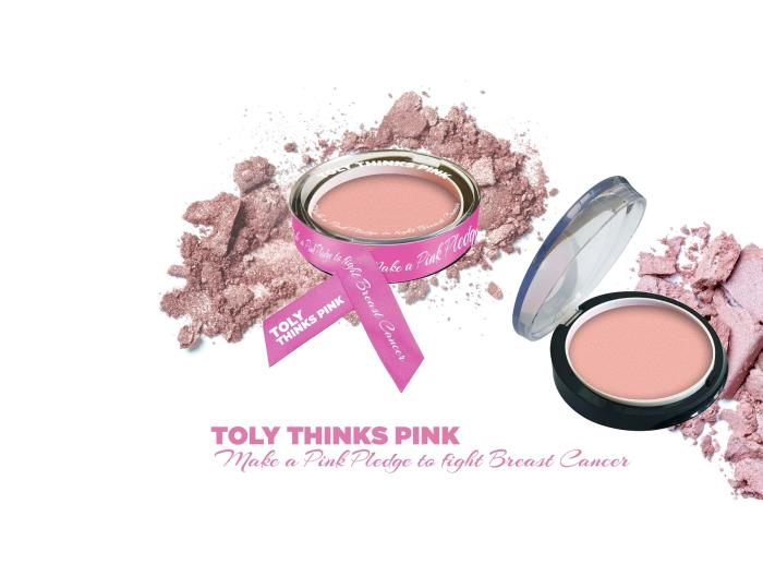 Toly Thinks Pink 2018