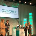 Tolys Boost Mixer wins Best Skincare Packaging Design award at Cosmoprof North America!