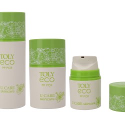 Sustainable Beauty: Lotion Dispenser