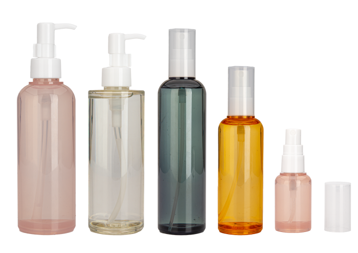 PET Pump and Spray  Cleanse Me Range