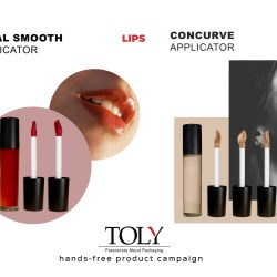 Toly Creates New Innovative Applicators for the Post-Covid World