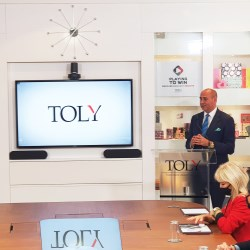 Innovation is the Currency of the Future for Toly