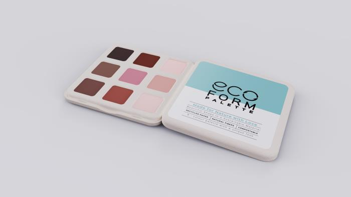 Toly and Paperfoam® Join Forces for Sustainable Beauty