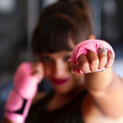 FACE THE FIGHT - Breast Cancer Awareness Campaign